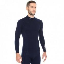 Bluza męska EXTREME WOOL Brubeck LS11920