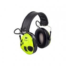 Ochronniki Słuchu Peltor SportTac Green/HIVIZ