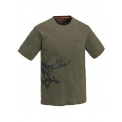 T-shirt Moose Pinewood 5417