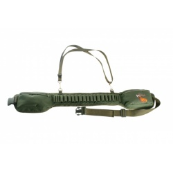 Pas na amunicję parciany z kieszonkami