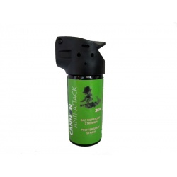 Gaz obronny pieprzowy żel Cannon p/w ludziom 33 ml
