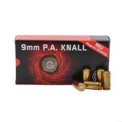 Geco Amunicja alarmowa kal. 9 mm PA