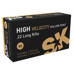 LAPUA / SK Amunicja HIGH VELOCITY SOLID kal..22 LR