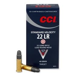 CCI Standard Velocity Amunicja kal. 22LR