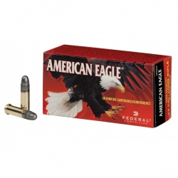 Amunicja American Eagle .22 long rifle 40 grain solid