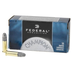 Amunicja Federal .22 Long Rifle 40 grain solid standard velocity