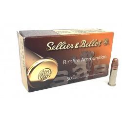 Amunicja Sellier&Bellot .22 LR HV