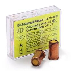 Amunicja gazowa WADIE 9mm R CS