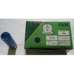 Fam Pionki Semi- Magnum 40g 12/70