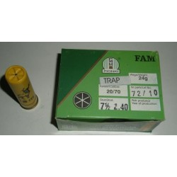Fam Pionki Trap 24g 20/70