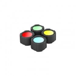 Ledlenser zestaw filtrów do latarki MT14