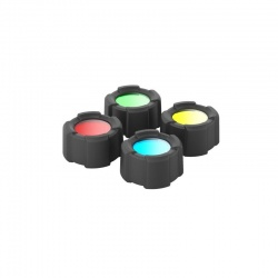 Ledlenser zestaw filtrów do latarki MT10