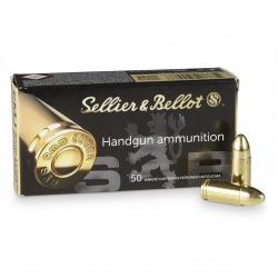 Amunicja Seller&Bellot 9mm Luger 9x19 124 grain 7,5g