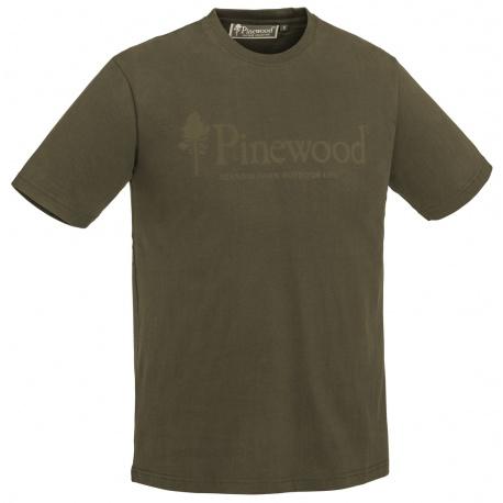 T-SHIRT PINEWOOD OUTDOOR LIFE 5445