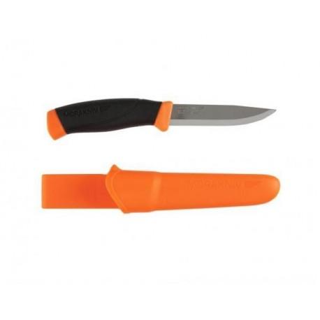 Nóż Mora Companion F Pomarańczowy - Orange