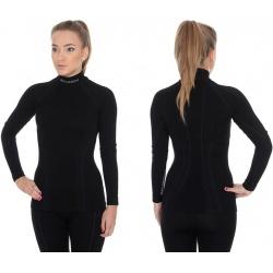 Bluza damska z wełny merynosa EXTREME WOOL LS11930