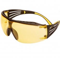 Okulary SecureFit 400X żółte