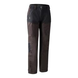 Damskie spodnie Deerhunter Lady Ann 3733 Dark Prune